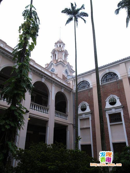 香港大学文学院外境