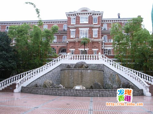 香港大学月明泉