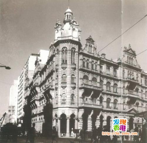 香港邮政总局旧址
