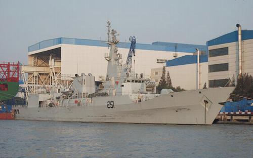 资料图:F22P型护卫舰。