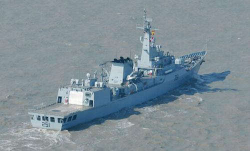 F22P型护卫舰