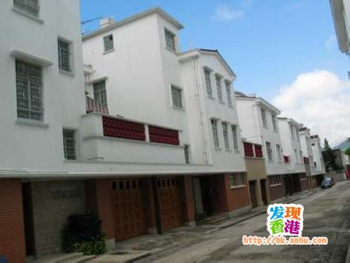 张国荣加多利山的豪宅