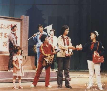 中国儿童艺术剧院《和月亮交谈的六个晚上》(1986年上演)
