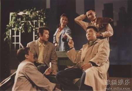 中国儿童艺术剧院《姑娘,跟我走》(1979年上演)