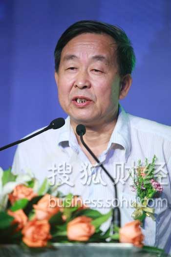 中国投资协会会长 张汉亚