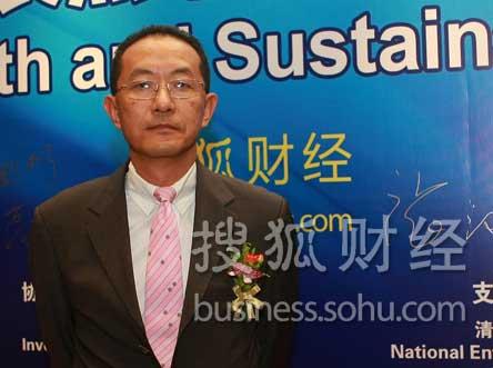 新加坡交易所北京代表处首席代表 罗怡德