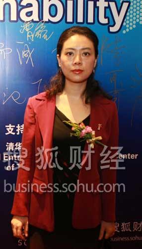 纳斯达克交易所北京代表处首席代表 郑华