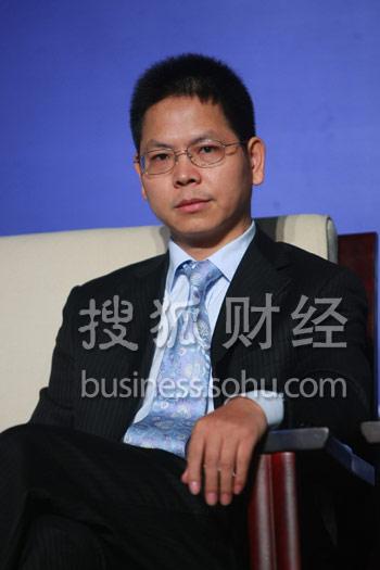 中信产业投资基金管理有限公司总经理 胡腾鹤