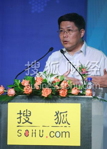 中国发展研究基金会副秘书长 汤敏