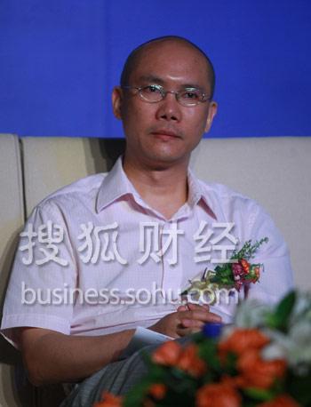 深圳创新投资集团北京分公司总经理 刘纲