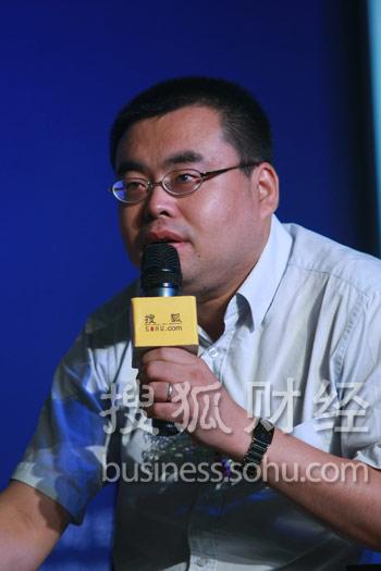 《首席财务官》杂志出版人兼社长、总编辑 田茂永