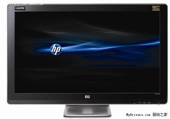 惠普发布27寸16:9液晶显示器2709m