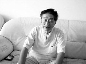 宋宪华向记者叙述解放海南亲历