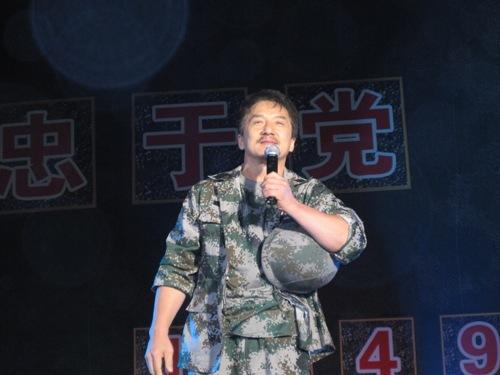 成龙演唱献礼歌曲《国家》