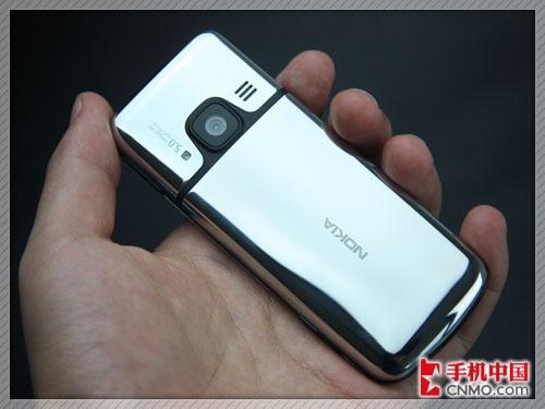质变胜于形变 诺基亚3G精钢机6700C评测
