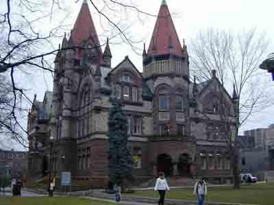 加拿大百年公立名校UNB(纽宾士域大学)招生说明会