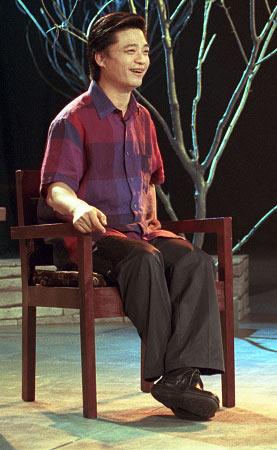 和晶主持的《实话实说》最早也是崔永元主持的节目。