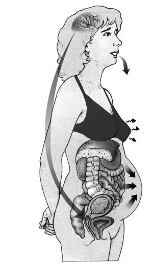 """离奇!怀孕5月却发现婴儿突然""""蒸发""""?"""