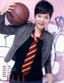 组图:快乐女声第四期电子封面《你好,校园》