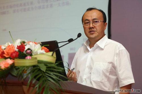 一汽大众销售公司执行副总经理石涛在第六届中国汽车营销首脑风暴上的演讲