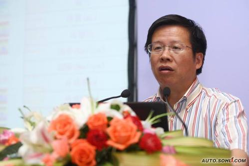 吉利公司副总裁王自亮