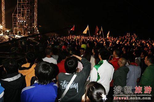 张北草原音乐节_张北草原音乐节 每个人都有一份未完成的青春-搜狐旅游