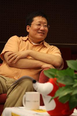 张建宇 美国环保协会中国项目负责人