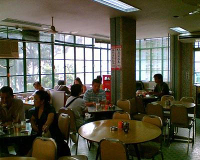 美都餐室 二楼雅座