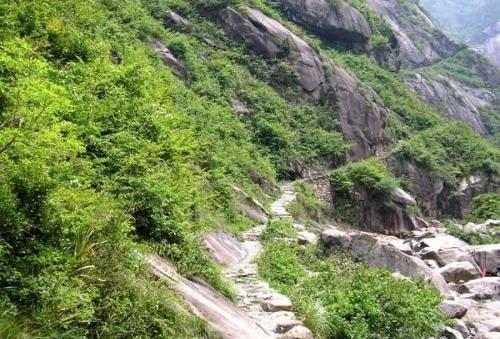 1、徽杭古道-清凉峰(适合背包类型:徒步-登山)