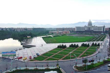 北京吉利大学校园