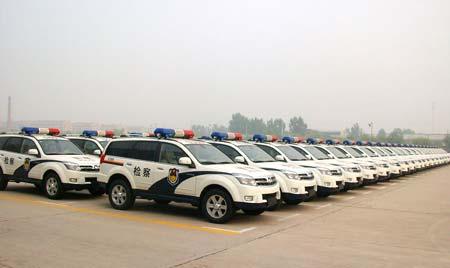 长城汽车再获集团采购大单 共计152辆高清图片
