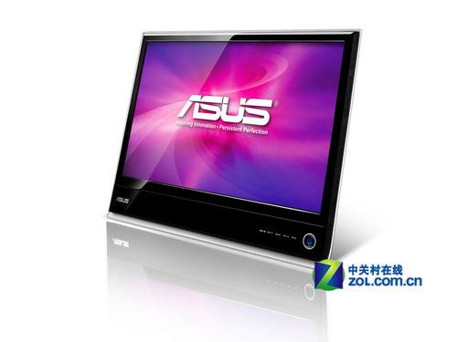 唯美外观+HDMI 华硕靓丽液晶性能曝光