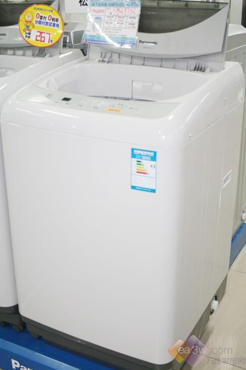 超大容量 松下大洗衣机系列波轮热销