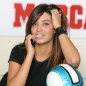 FHM评世界最美体育主播 卡西梦中情人榜首(图)