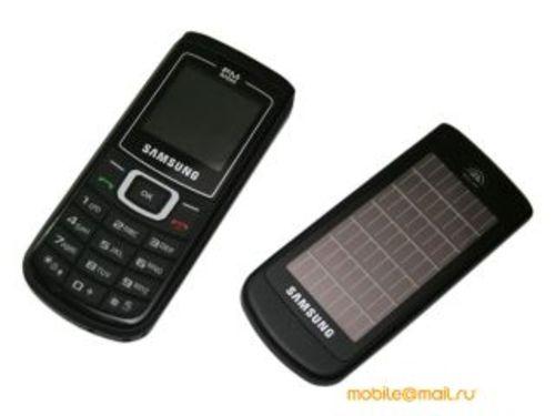 绝对实用 三星太阳能电池手机抢先评测