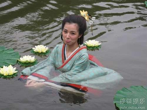 陈怡蓉溺水戏