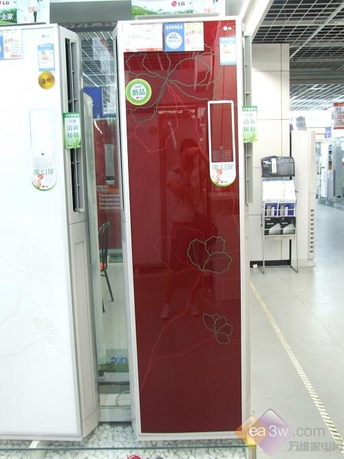 经典外观设计 LG节能空调大中降价特卖