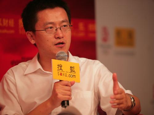 社科院世界经济与政治研究所国际金融室副主任张明