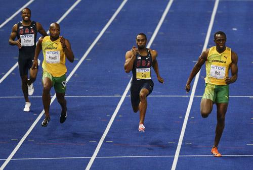 02-盖伊2009柏林世锦赛9秒71