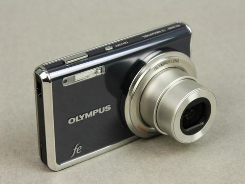 24mm广角卡片机 奥林巴斯FE5020低价上市