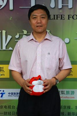 国家旅游局综合司司长刘小军