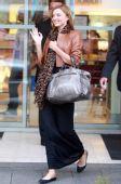 好莱坞一周潮人街拍:米兰达-科尔