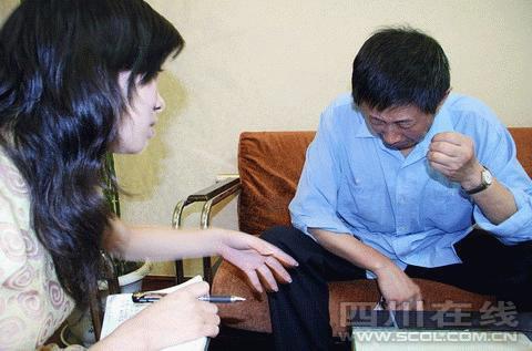 早报记者昨日两度对话孙伟铭之父 谈话一小时他五度洒泪