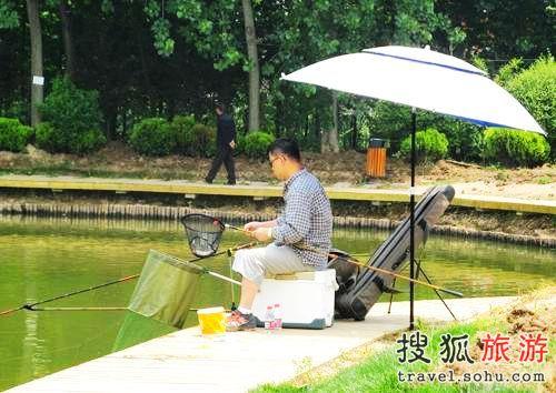 推荐地三:吴庄垂钓园