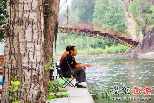 推荐地四:大榆树镇开心鱼园