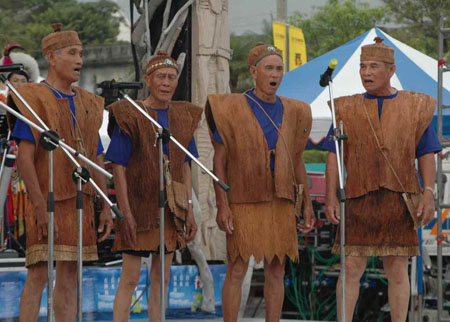 台湾阿美族的文化特色是母系社会