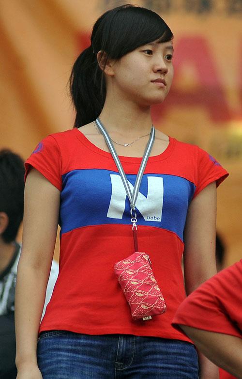 谢菲联女球迷
