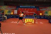 图文:乒超宁波3-1浙商夺冠 马琳马龙相持