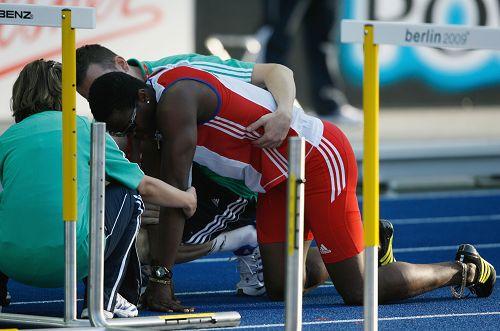 男子110米栏 罗伯斯