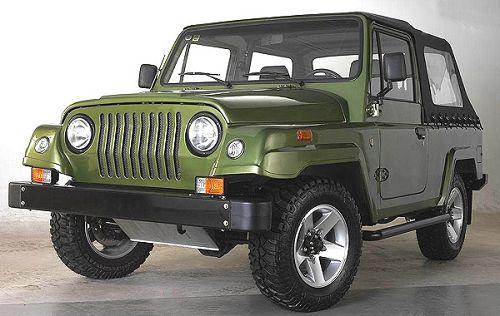 北京212吉普车模型   北京212吉普发展史_车模文化   jeep高清图片